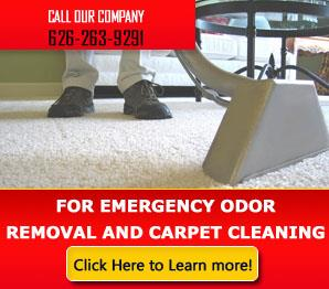 Odor Removal - Carpet Cleaning San Gabriel, CA